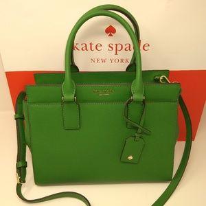 NWT Kate Spade New York Medium Satchel